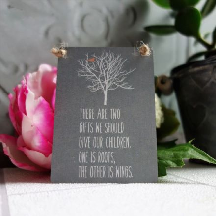50% OFF There Are Two Gifts Mini Metal Sign